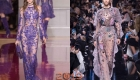 Роскошные прозрачные платья на Новый Год 2019
