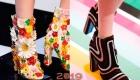 Модные ботильоны на Новый 2019 год
