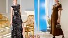 Модное новогоднее платье 2018-2019