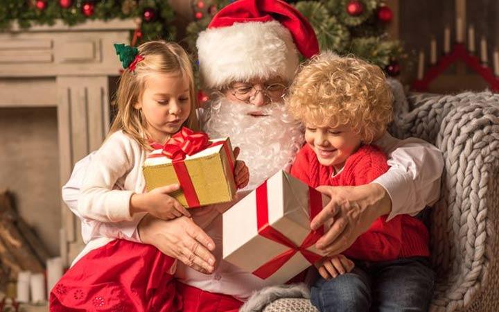 Идеи новогодних подарков для мальчиков и девочек