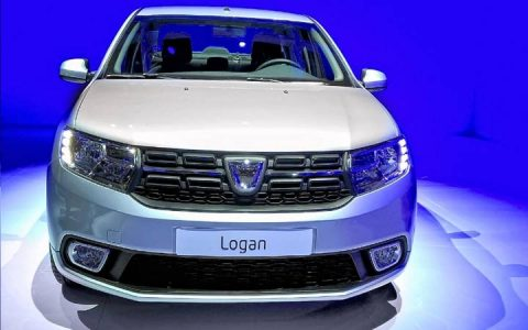 New Renault Logan 2019