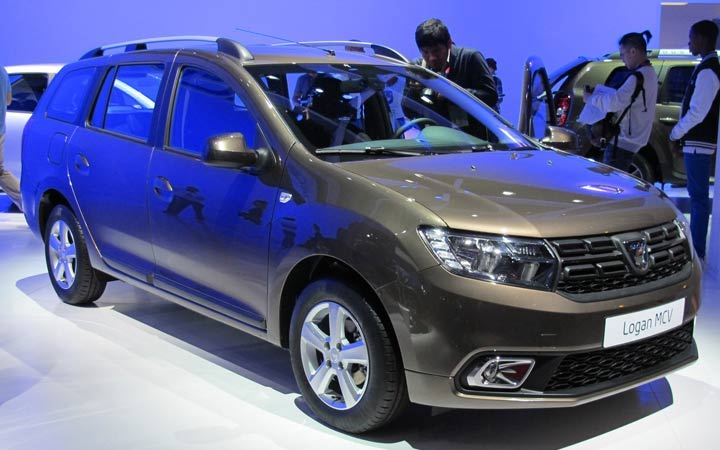 Renault Logan wagon 2018-2019 year
