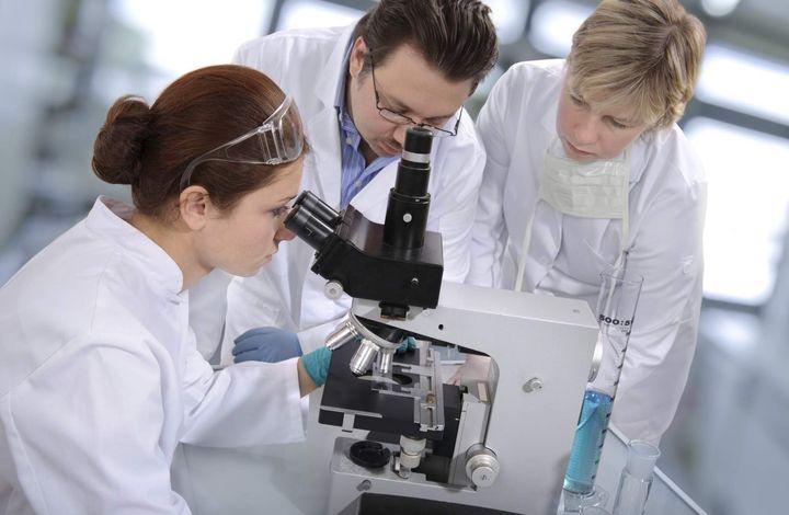 Команда молодых ученых