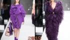 Ультрафиолет - модный цвет 2019 года