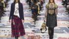 Модные образы от  Dior осень-зима 2018-2019