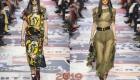 Платья от  Dior осень-зима 2018-2019