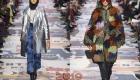 Куртки и шубы модного дома Диор зима 2018-2019