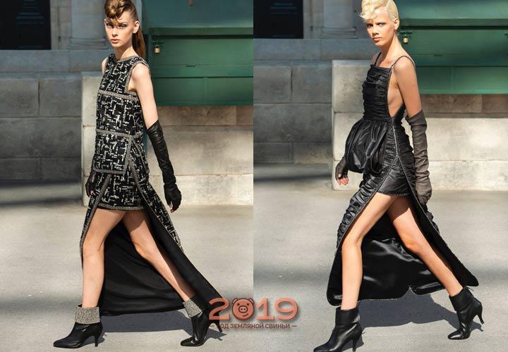 Высокая мода коллекция Шанель осень-зима 2018-2019