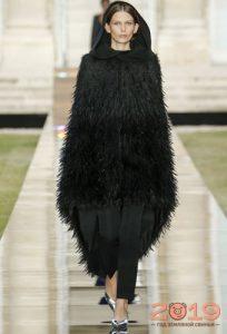 Высокая мода коллекция Givenchy осень- зима 2018-2019