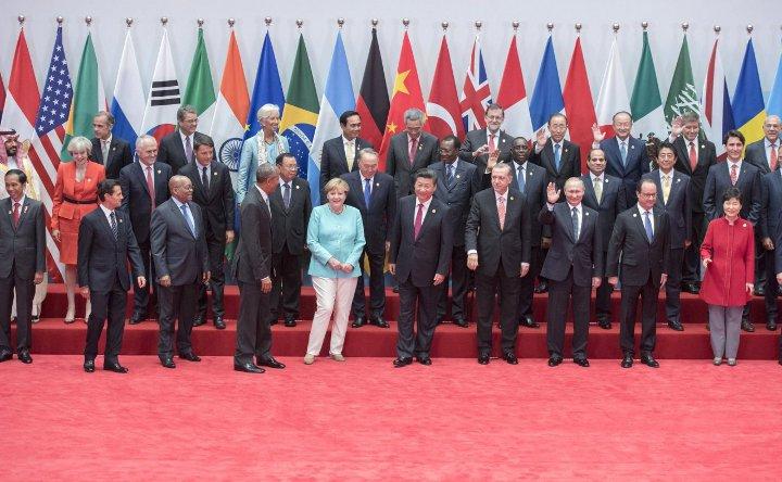 представители стран g20