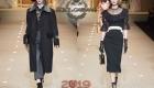 Klasik Dolce & Gabbana Resimleri Kış 2018-2019