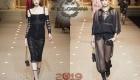 Модные образы  Dolce & Gabbana зима 2018-2019