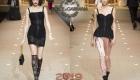 Şık yay koleksiyonu Dolce & Gabbana kış 2018-2019