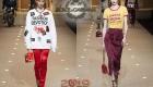 Spor tarzı Dolce & Gabbana sonbahar-kış 2018-2019