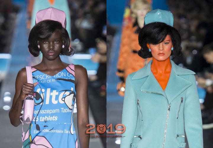 Оригинальные модели женских беретов в 2019 году