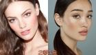 Модный макияж в стиле nude 2018-2019