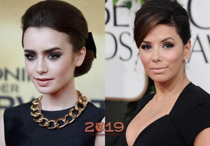 Смоки-айс тренды макияжа 2019 года