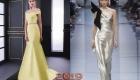 Новогоднее платье длины макси на 2019 год