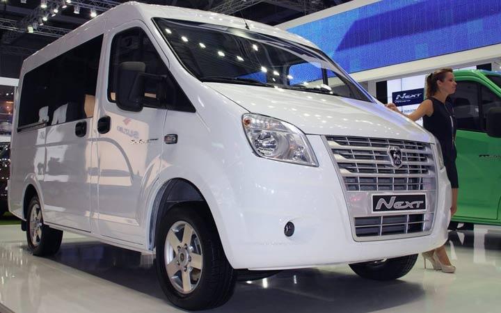 Микроавтобус «Соболь» 2018-2019 года