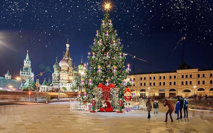 Самые интересные новогодние ярмарки Москвы 2019 года