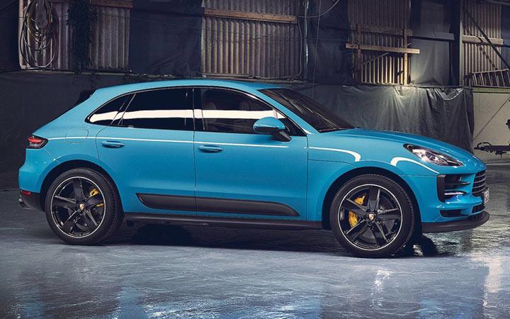 Экстерьер нового Porsche Macan 2019 года