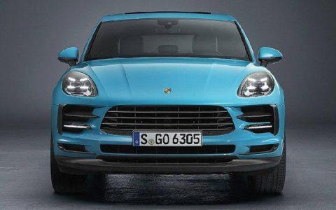 Экстерьер Porsche Macan 2019 года