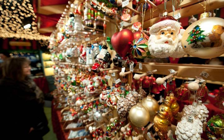 All New Year and Christmas Fairs St. Petersburg in 2019