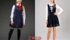 Fashionable school sundresses for teens