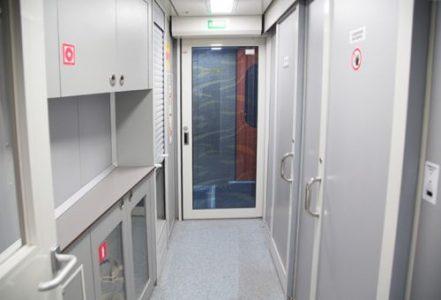 Новые двухэтажные пассажирские поезда 2019 года