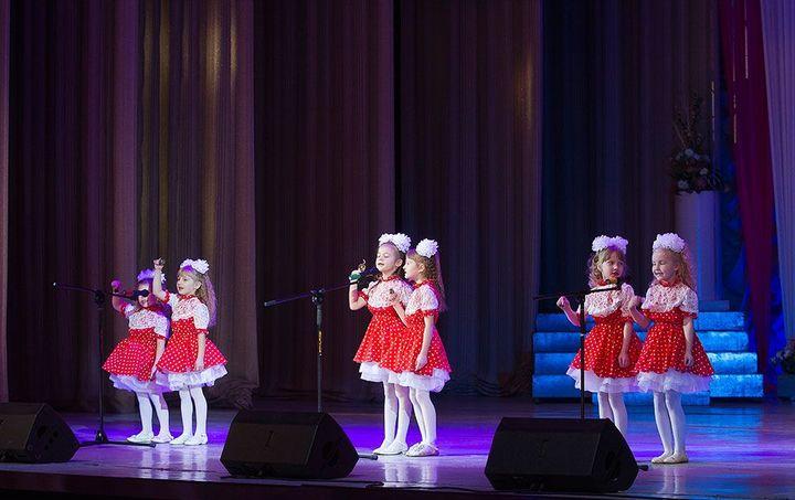 Детский вокальный конкурс