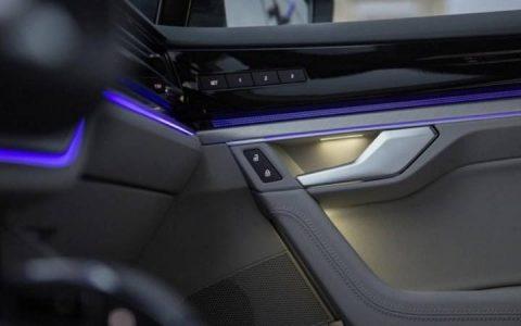 Подсветка Volkswagen Touareg 2018-2019