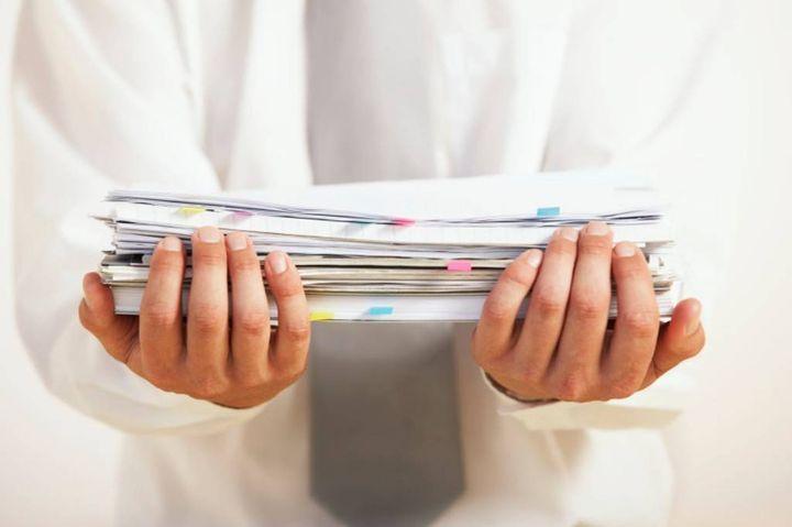 Пакет документов для компенсации