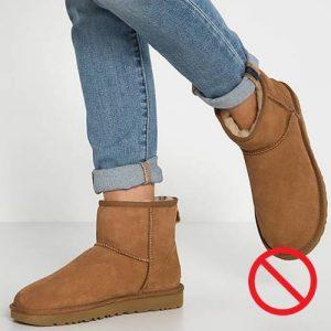 Антитрнеды обуви 2019 года