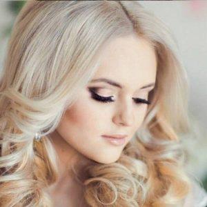 Модный макияж для блондинки на 2019 год
