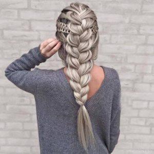 Модная длина волос