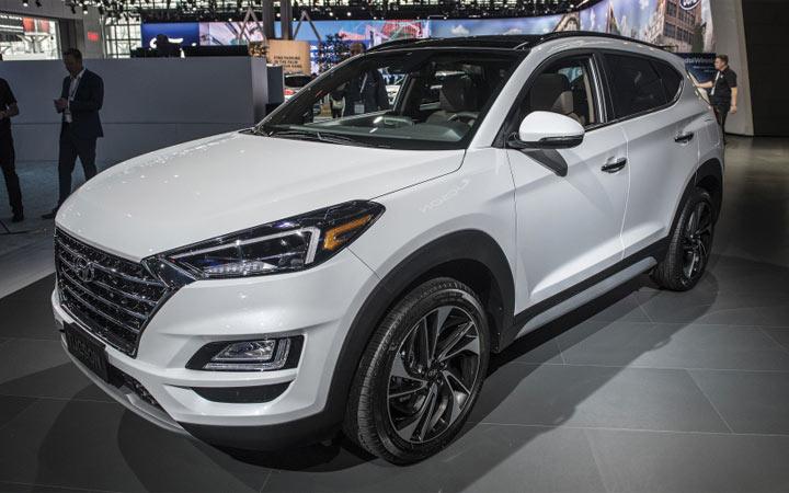 Представлен новый Hyundai Tucson 2019 года