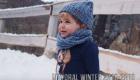 Майорал зима 2018-2019 модная детская одежда