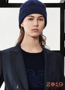 Макс Мара шапка и костюм