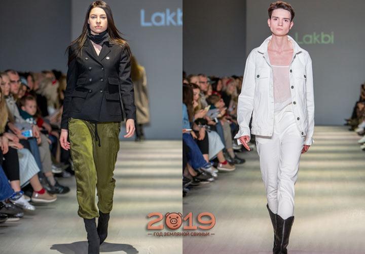Лакби коллекция осень-зима 2018-2019
