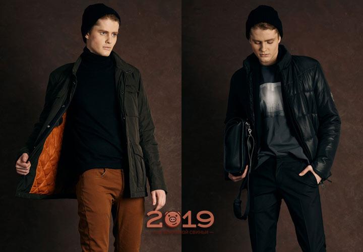 Модные мужские куртки от Лакби осень-зима 2018-2019