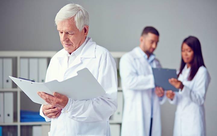 Когда врач сможет пойти на пенсию с 2019 года