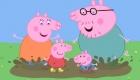 Рисуем Пеппу и ее семью
