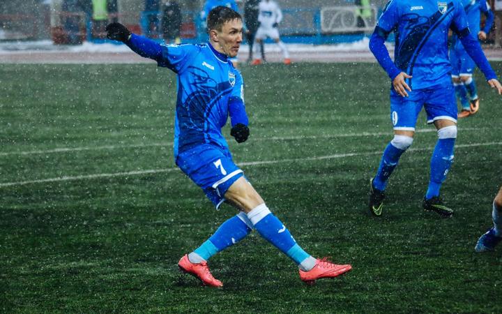 ФК Сибирь