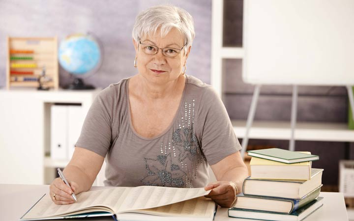 Таблица пенсионного возраста для учителей РФ с 2019 года