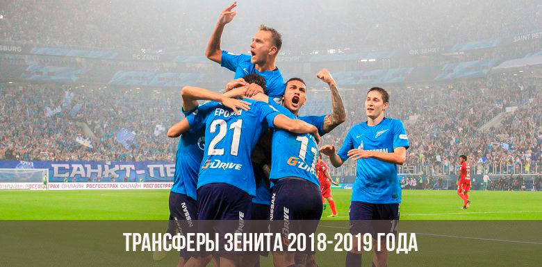 Команда Зенит