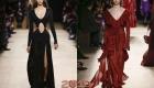Вечерние платья Roberto Cavalli зима 2018-2019