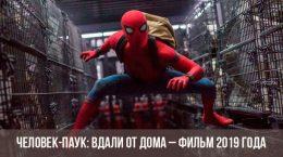 Человек=паук вдали от дома фильм 20119 года