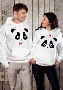 Модные свитера для пары