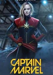 Капитан Марвел фильм 2019 года