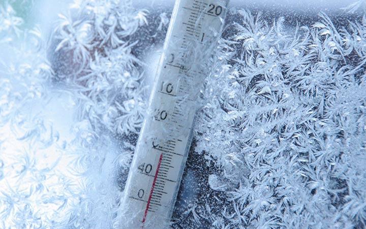 Когда начнутся морозы в России зимой 2018-2019